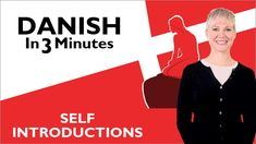 Learn Danish - How to Introduce Yourself in Danish - #danish