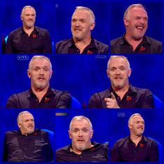 Greg Davies is just the best. Greg Davies, Older Man, British Comedy, Man Crush, Funny People, Gd, Rave, Eye Candy, Actors