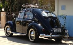 "Oval window of 1956 Volkswagen Type 1 Beetle (""oval window"") for sale in Bangkok / Thailand"