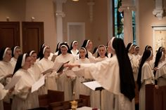 Dominican Sisters of Saint Cecilia  This past week at the Motherhouse, as we welcomed sisters from our mission houses from around the country and beyond, we were blessed to be together and enjoy Christmas festivities, liturgies and special visits.