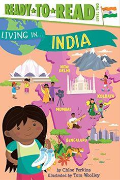 Living in . . . India - Kids Travel Books