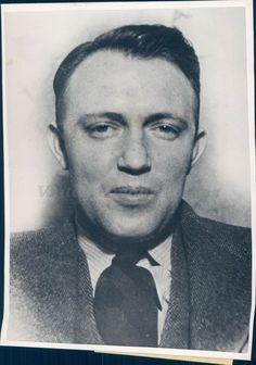 1940 Photo WW2 Era Captain Robert Losey American Attache Norway Bomb Attack