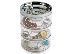 Vault Jewelry and Accessory Organizer from Julie Morgenstern on OpenSky
