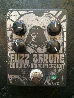 Dunwich Amplification Fuzz Throne #4 Stoner DOOM   Reverb