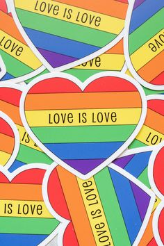 Rainbow Wallpaper, Love Wallpaper, Iphone Wallpaper, Rainbow Pride, Rainbow Heart, Wallpaper Tumblrs, Happy Monday Quotes, Gay Aesthetic, Rainbow Aesthetic