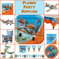Disney Planes Party Supplies!