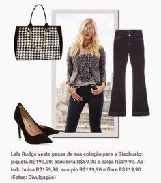 Blog It Girls: Coleção Lala Rudge para Riachuelo