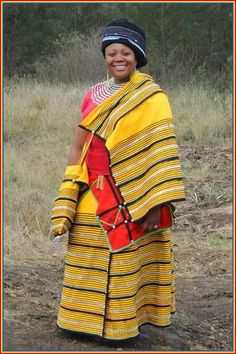 traditional african fashion looks great 47702 Xhosa Attire, African Attire, African Wear, African Women, African Dress, African American Fashion, African Inspired Fashion, African Fashion Dresses, African Traditional Dresses