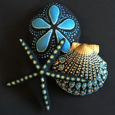 """Painted Seashells (for a change) """")"""