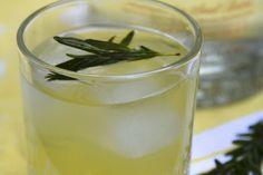 Rosemary Whiskey Sour Moonshine