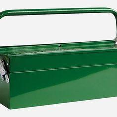 Verktygslåda Tool, grön, House doctor