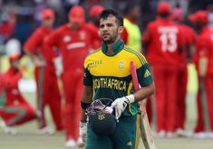 JP Duminy is confident about South Africa's chances