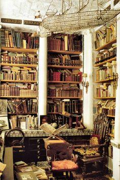 Amazing library