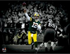 4bdfeb8e1b9 Aaron Rodgers Green Bay Packers Autographed 11