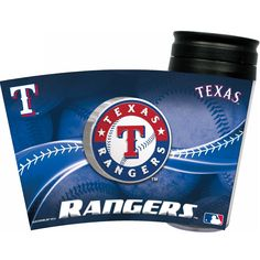 Texas Rangers Hunter Acrylic Tumbler
