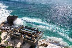10 Of The World's Most Impressive Bars #refinery29  http://www.refinery29.com/coolest-bars#slide-3  Rock Bar, Bali