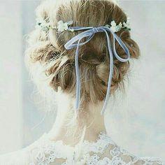Cinderella Aesthetic, Princess Aesthetic, Scandinavian Wedding, Hair Inspiration, Wedding Inspiration, Make Up Braut, Hair Arrange, Braut Make-up, Hair Accessories For Women