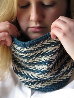 Utility Cowl by Ainsworth and Prin ~ FREE pattern