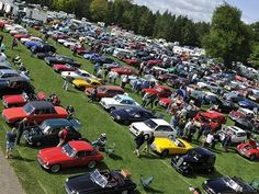 20 - 21 August 2016 - Classic Motor Show, Tatton Park  The Tatton Park Classic Motor Show will include around 2,000 classic cars, 80 car clubs and 200 autojumble stands. Another highlight is the so-called 'Passion for Power', which features supercars and high performance vehicles.