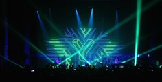 Avolites Ai Infinity EX8 server maps complex LED backdrop for Years and Years