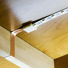 How to install under cabinet lighting in your kitchen pinterest how to install under cabinet lighting in your kitchen pinterest kitchens house and lights aloadofball Images
