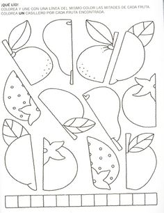 Crafts,Actvities and Worksheets for Preschool,Toddler and Kindergarten.Free printables and activity pages for free.Lots of worksheets and coloring pages. Coloring Worksheets For Kindergarten, Worksheets For Kids, Vegetable Crafts, Art For Kids, Crafts For Kids, Quiet Book Patterns, Busy Book, Preschool Crafts, Preschool Activities