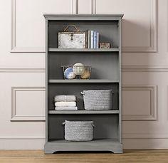 Marlowe Tall Bookcase