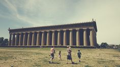 A day at the parthenon #nashiville #tennessee #vsco #spring