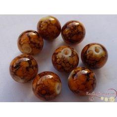 Kraklované kuličky č. 17 - 12 mm