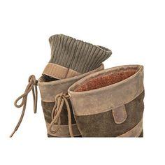 "HKM Adults ""Belmond Spring"" Fashion 3/4 Boots Dark Brown  | Tackville"