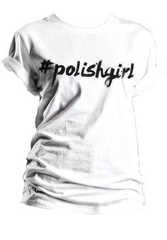 Tshirt polishgirl Yeah Bunny by YeahBunny on Etsy