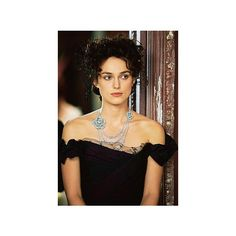 Keira Knightley's theatre of dreams The stage is set for a stunning new take on Anna Karenina found on Polyvore