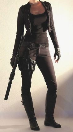 Female Agent STOCK II by PhelanDavion on deviantART Related posts:The Truth About Ukrainian Female Soldiers Character Poses, Character Outfits, Female Reference, Pose Reference, Look Man, Dynamic Poses, Mein Style, Action Poses, Female Poses