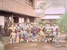 网上搜集的一些日本武士老照片【另附本人无责任吐槽】 - 历史讨论区 - 骑马与砍杀中文站论坛 -