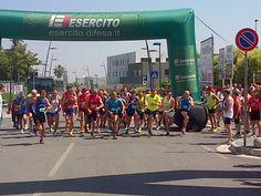 """Marano, successo per la tappa dell'ottavo grand prix interforze della salute """"Trofeo Santa Barbara 2015"""""""