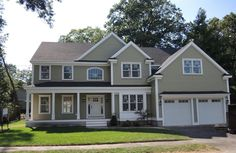 New construction by a well respected Needham builder. 11 rooms, 5 bedrooms and 3.5 baths. Large chef's kitchen with granite and stainless steel appliances. Family room with a gas fireplace and custom built-ins. Formal living room and dining room with a tray ceiling and wainscoting. Quality finishes throughout and great attention to details. Two car garage with storage space and direct access to a wonderful mudroom and half bath. Master bedroom has two well appointed closets and a master bath…