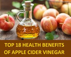 top-18-health-benefits-of-apple-cider-vinegar - Zinzom   Diet Weight Loss & Fitness Tips ,technology news daily.