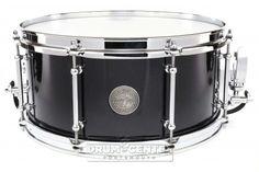 Stanton Moore Spirit of New Orleans Titanium Snare Drum 14x6.5 Galactic Black