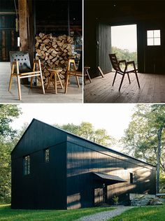 hudson valley barn home featured in dwell magazine / sfgirlbybay