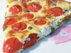 Tarte aux tomates cerises thon et boursin, Recette par Popotestories - Ptitchef