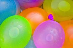 waterballoon fun