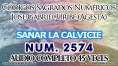 CALVICIE CODIGOS SAGRADOS 2574.