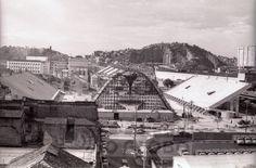 Em 09.12.1983 - Paulo Moreira - Construção da Passarela de Desfiles / Sambódromo