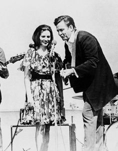 I can't envision living without her. I can't envision another woman in this house. The lady of the house is her spot. She's always been there, and she's dependable, trustworthy, loyal, kind and cheerful — all of the parts of the Boy Scouts.    —Johnny Cash on June Carter