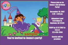 Kanupriya 2nd Birthday Invitation