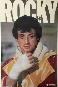 Rocky Balboa Movie, Rocky Film, Rocky Sylvester Stallone, Rocky Pictures, Rocky Poster, Rocky Series, Silvester Stallone, Great Movies To Watch, Tarantino Films