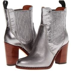Marc by Marc Jacobs Metallic Chelsea Boot