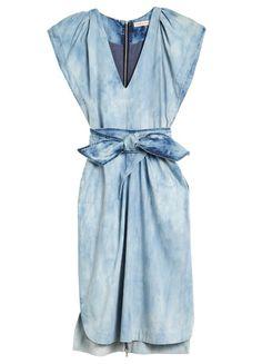 denim day dress--Rebecca Taylor