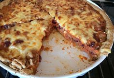 Lasagna, Quiche, Main Dishes, Pizza, Cheese, Breakfast, Ethnic Recipes, Food, Drink