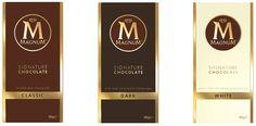 Sept 2015 : Magnum lance des tablettes de chocolat